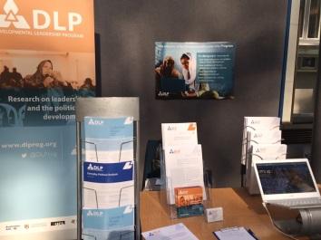 DLP booth, World Bank.